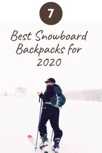 Best Snowboard Backpacks